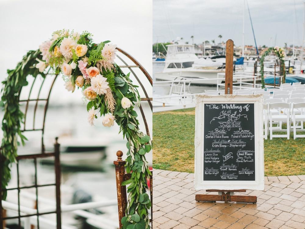 Balboa Yacht Club LVL Weddings and Events